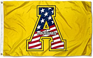App State Mountaineers Large USA Colors 3x5 College Flag
