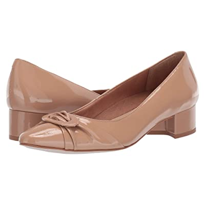 Walking Cradles Harmony (Nude Patent Leather) Women