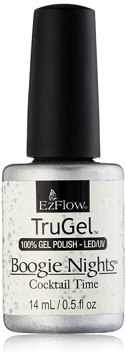 ガレージ消費する水分EzFlow TruGel Gel Polish - Cocktail Time - 0.5oz / 14ml