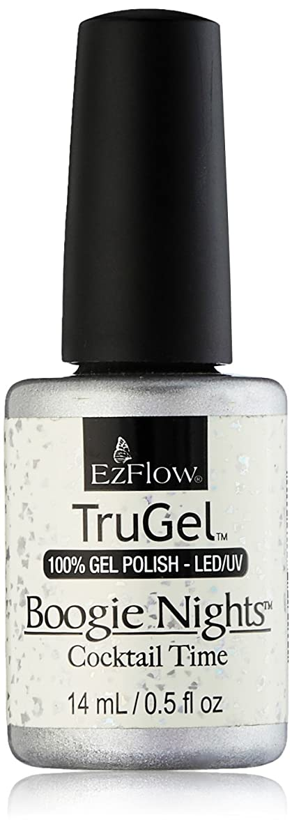 隠すイデオロギー調整するEzFlow TruGel Gel Polish - Cocktail Time - 0.5oz / 14ml