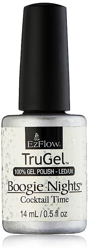 ビリーコマースチップEzFlow TruGel Gel Polish - Cocktail Time - 0.5oz / 14ml