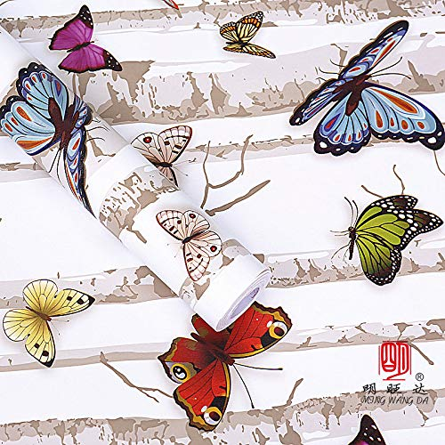 Zelfklevende behang slaapkamer kinderen Cartoon decoratieve schilderij woonkamer muur Sticker 45cm*10m Wallpaper-5