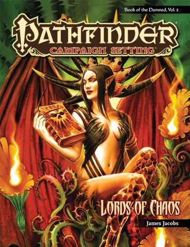 Lords of Chaos: Book of the Damned, Vol. 2