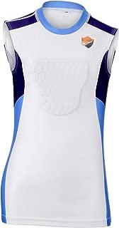 ProBay Baseball Chest Protector Shirt Youth - Heartguard Sternum Shirt. Kids Baseball Gear, Softball, Paintball and Lacrosse. Padded Compression Shirt, Chest Armor Vest, Baseball Shirt
