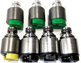 5HP19 Transmission Solenoids Kit 7PCS for BMW AUDI Prosche, ZDTOPA OEM Parts
