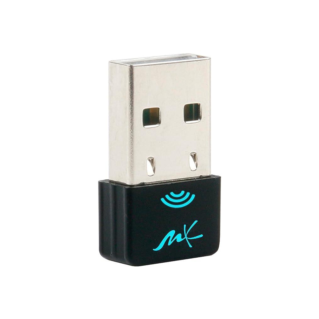 軍隊壊滅的な寄生虫MK Electronics 150?Mbps USB Wi - FiアダプタネットワークWLANアダプタStick Windows Mac LinuxデスクトップPCノートブック150メガビット?–?Ralink 5370チップセット?–?enigam2にもセットトップボックスDreambox