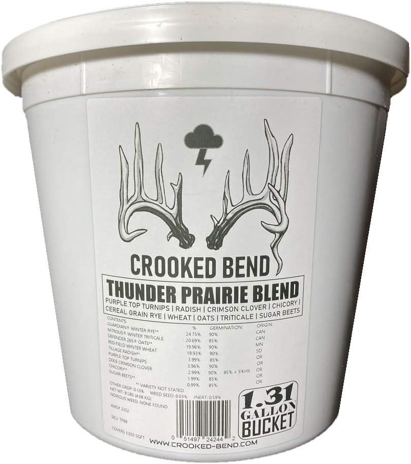 9lb Whitetail Max 80% OFF Deer Food Plot Seed Turnip Clo In a popularity Radish Beet Sugar