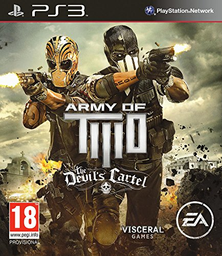 Electronic Arts Army Of Two The Devil`s Cartel - Juego