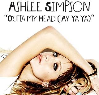 outta my head ay ya ya ashlee simpson