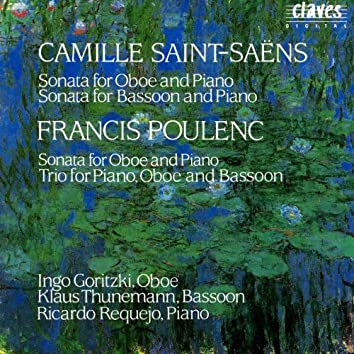 French Music for Oboe & Bassoon