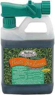 Medina 32 oz. HastaGro 12-4-8 Liquid Lawn Food Plus