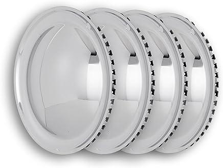 16 Universal Fondo de pantalla Juego Tapacubos (4 unidades) – Moon Caps –