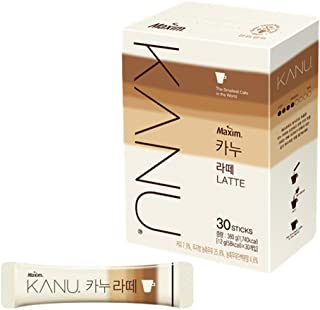 [KANU]Kanu Latte coffee 30T1BOX/Made in Korea/ KoreaDrama Goblin - Gong Yoo /2017 Brand New/