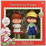 Kanaï Kids–kkcf2huc–Emily Erdbeer Klassische–Puppen Emily Erdbeer & Clafoutis...