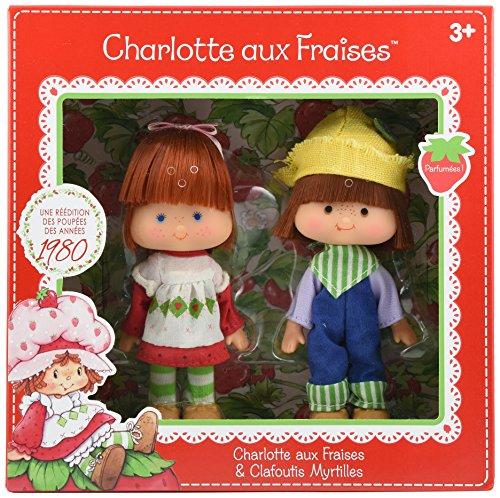 Kanaï Kids–kkcf2huc–Emily Erdbeer Klassische–Puppen Emily Erdbeer & Clafoutis Blaubeere