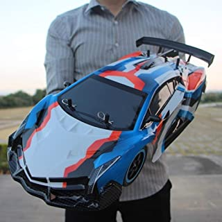KKEYE Professional RC Sports Racing Cars for Adults 4WD 40Km/H Super Fast Drift Racing Car with 4 Drift Tires 2.4GHz Radio...