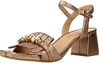 f9624490 Sandalias y Chanclas para Mujer, Color Gold, Marca BRUNO PREMI, Modelo  Sandalias Y