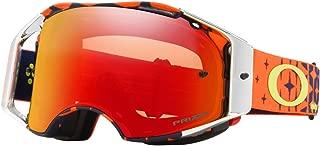 Oakley Unisex-Adult Goggles (Orange, Medium)
