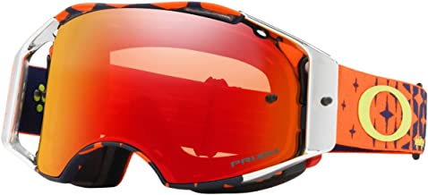Oakley Unisex-Adult Goggles (Orange, Medium)