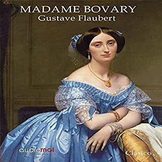 Madame Bovary [Spanish Edition] audiobook cover art