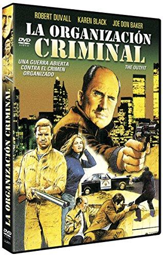 La organización criminal [DVD]