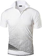 YUSM Sport T Shirt Polo Shirt Short Sleeve Golf Tennis Badminton