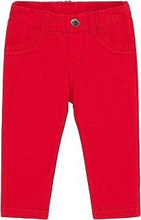 Mayoral 2209 Jacquard Bermuda Shorts Set for Baby-Girls Navy