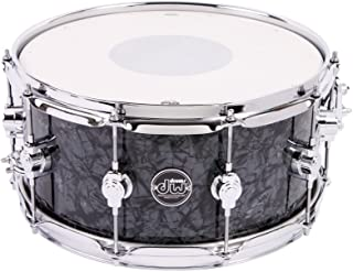 DW Performance Series Snare Drum - 6.5 Inches X 14 Inches Black Diamond FinishPly