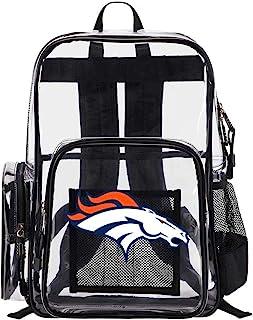The Northwest Company Denver Broncos NFL Dimension Clear Backpack