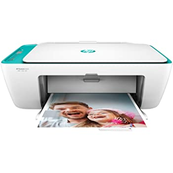 HP DeskJet 2623 All-in-One Wireless Colour Inkjet Printer (White) with Voice-Activated Printing (Works with Alexa and Google Assistant)