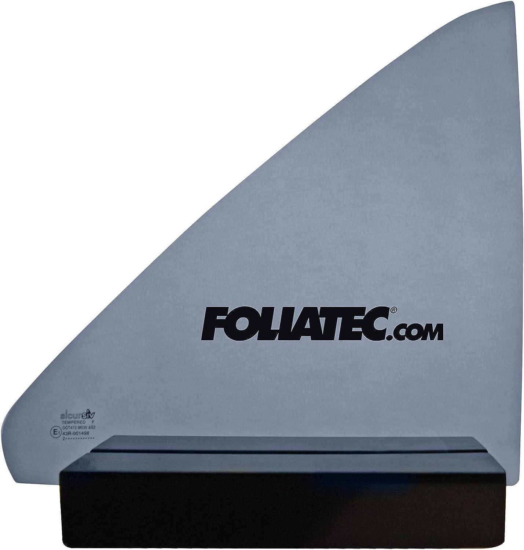 FoliaTec 1040 F.2 Windscreen Overlay Midnight