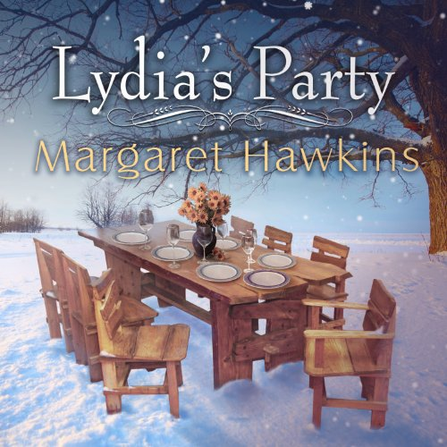 Lydia's Party audiobook cover art