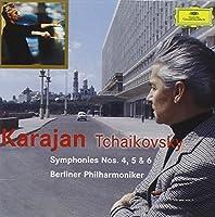 Tchaikovsky: Symonies Nos. 4 - 6 by KARAJAN / BERLIN PHIL ORCH (2003-05-03)