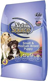 Nutrisource Small/Medium Puppy 30Lb