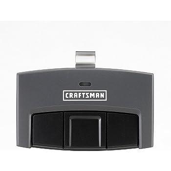 Craftsman 30498 Garage Door Opener Universal Remote Control Genuine Original Equipment Manufacturer Oem Part Amazon Com