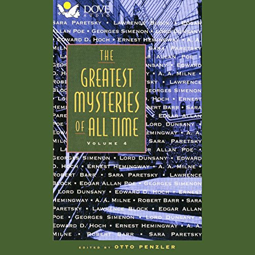 The Greatest Mysteries of All Time, Volume 4 cover art