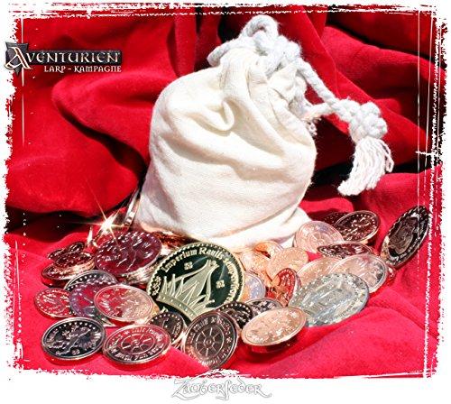 LARP della moneta del set shafirs tesoro saecklein