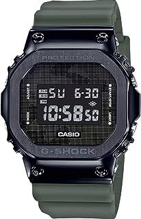 Men's Casio G-Shock Digital Black Ion-Plated Metal B