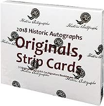 historic autographs baseball