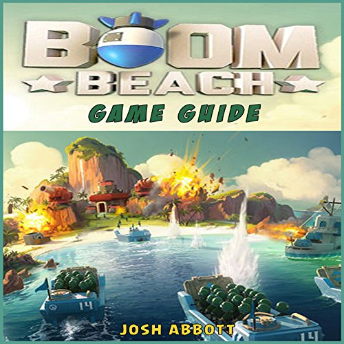 Boom Beach Game Guide audiobook cover art