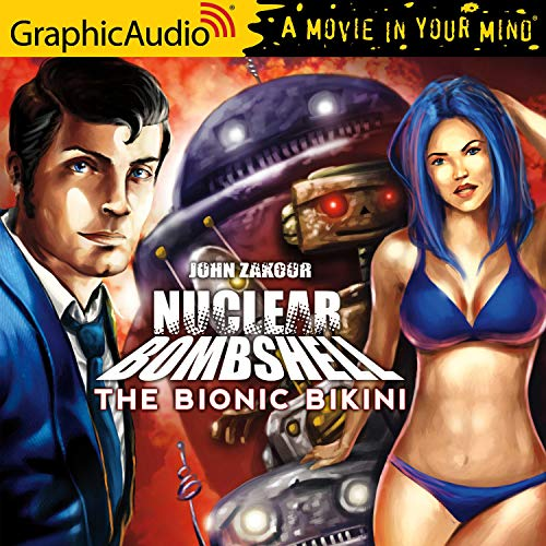 The Bionic Bikini [Dramatized Adaptation] cover art