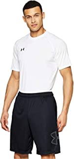Under Armour mens UA Tech Graphic Shorts (pack of 1)