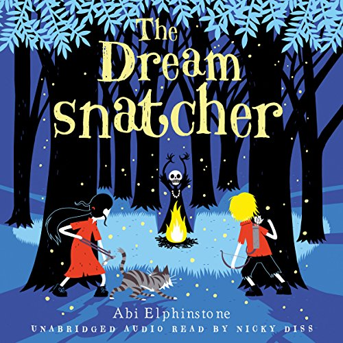 The Dreamsnatcher cover art