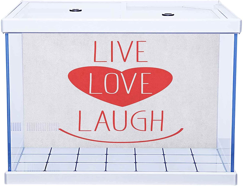 SUZM HD Aquarium Background Ranking TOP2 San Antonio Mall Live Love Typographic Montage Laugh
