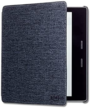 Kindle Oasis Water-Safe Fabric Cover Charcoal Black