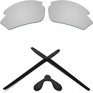 Replacement Lenses & Earsocks Rubber Kits for Rudy Project Rydon Sunglasses