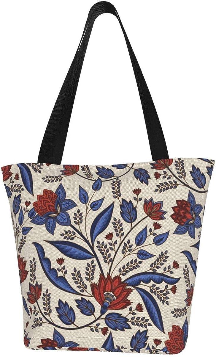 Women's Inexpensive Shoulder Bag Indian Floral Shoppi Travel Handbag Charlotte Mall Paisley