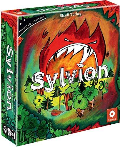 Asmodee - ONI02N - Jeu d'ambiance - Sylvion