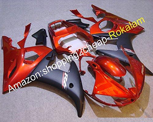 Moins cher Carénages pour Yzf-r6 05 Yzfr6 YZF 2005 R 6 Yzf600 YZF 600 Moulage par injection Carénage complet