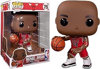 "POP NBA  Bulls - 10"" Michael Jordan (Red Jersey)"